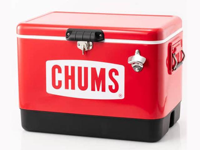 CHUMS スチールクーラー