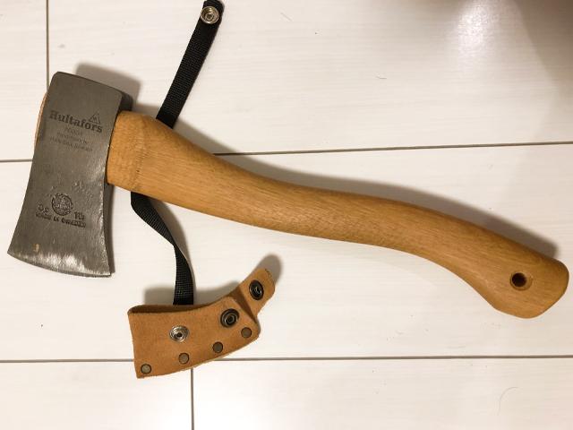 ハルタフォース手斧